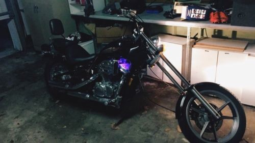 2001 Honda Shadow Black craigslist