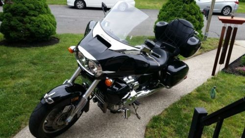 2001 Honda Valkyrie Black for sale
