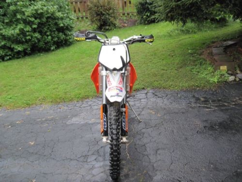 2001 KTM MXC Gray for sale craigslist