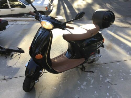2001 Other Makes Vespa Black photo