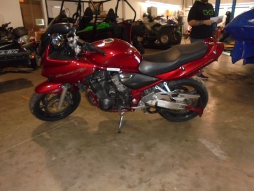 2001 Suzuki Bandit Red for sale