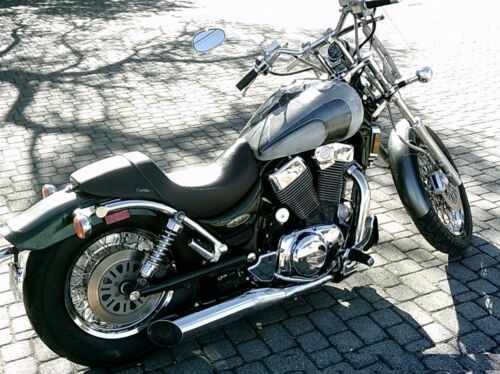 2001 Suzuki Intruder Green and Grey for sale craigslist