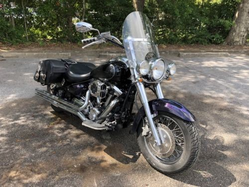 2001 Yamaha XV1600 ROADSTAR! GREAT SHAPE BLACK for sale