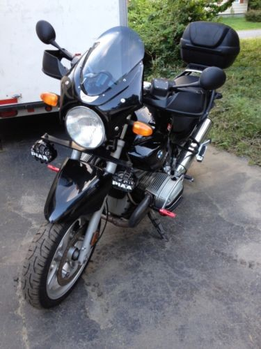 2002 BMW R-Series Black for sale