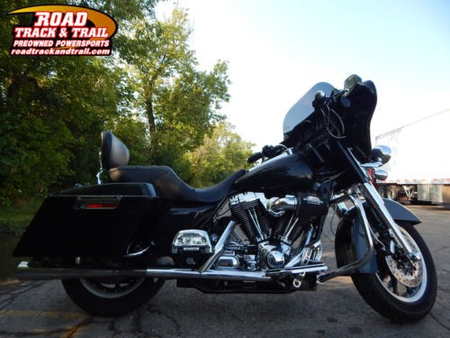 2002 Harley-Davidson FLHTCUI - Electra Glide® Ultra Classic® Injection -- Black for sale