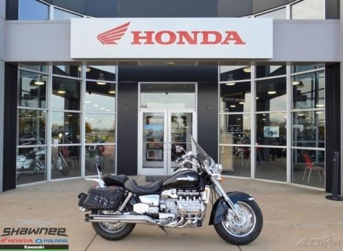 2002 Honda Valkyrie Black for sale