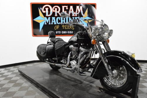 2002 Indian Chief Managers Special -- Black for sale