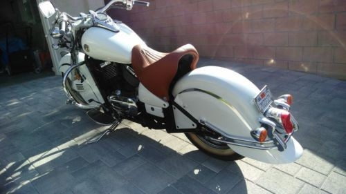 2002 Kawasaki Vulcan White for sale craigslist