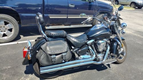 2002 Yamaha Road Star Midnight Star Black craigslist