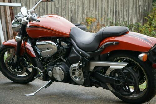 2002 Yamaha Road Star Red for sale craigslist