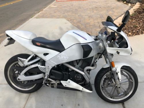 2003 Buell Firebolt White for sale craigslist