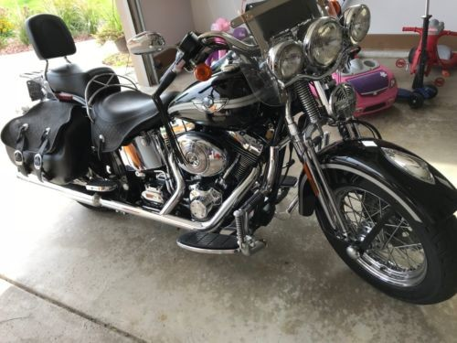 2003 Harley-Davidson Softail Black for sale craigslist