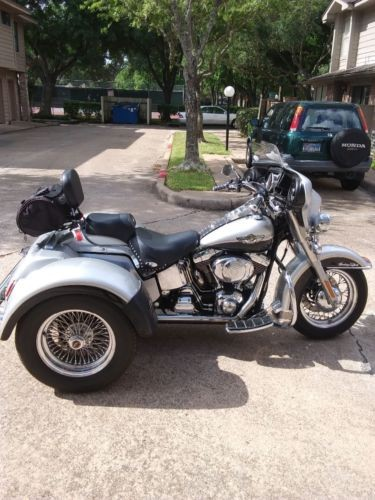 2003 Harley-Davidson Softail Silver for sale
