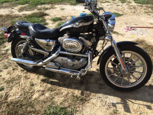 2003 Harley-Davidson Sportster Black for sale craigslist