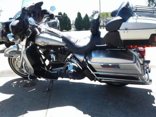 2003 Harley-Davidson Touring Black for sale craigslist