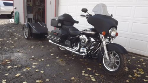 2003 Harley-Davidson Touring Black for sale
