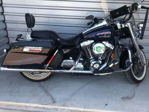 2003 Harley-Davidson Touring Blue for sale