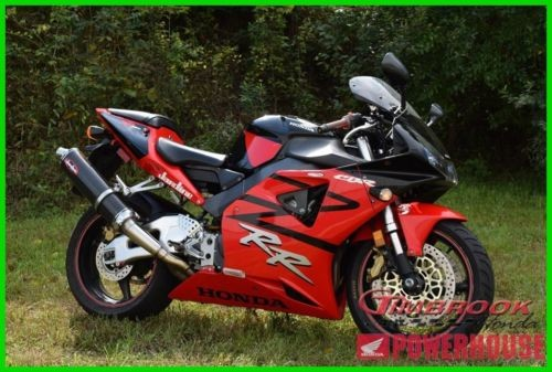 2003 Honda CBR Red for sale craigslist