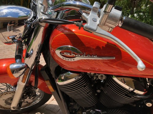 2003 Honda Shadow Orange for sale craigslist