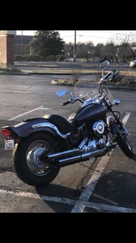 2003 Yamaha V Star Purple for sale
