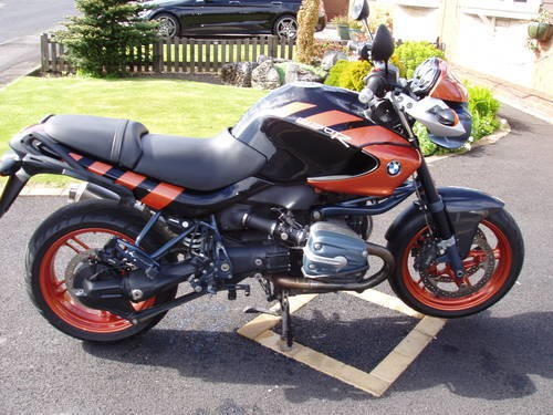 2004 BMW R-Series BLACK AND ORANGE for sale craigslist