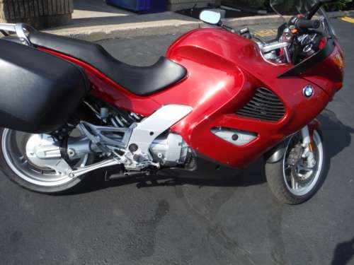 2004 BMW R-Series Red for sale craigslist