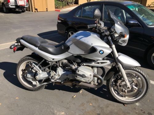 2004 BMW R-Series Silver for sale