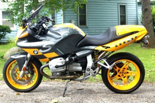 2004 BMW R-Series Yellow for sale craigslist