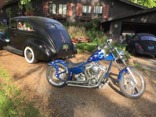 2004 Custom Built Motorcycles Chopper for sale craigslist