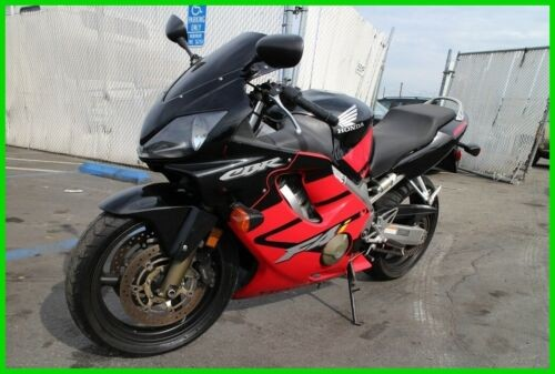 2004 Honda CBR 600F4i for sale craigslist