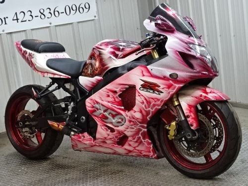 2004 Suzuki GSX-R Special Paint for sale