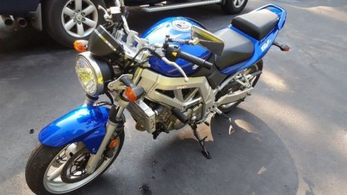 2004 Suzuki SV Blue for sale