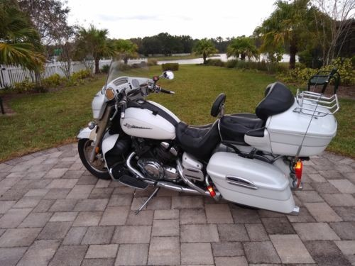 2004 Yamaha Royal Star White for sale craigslist