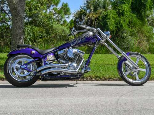 2005 American Ironhorse Legend Purple for sale