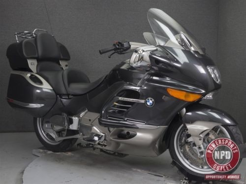 2005 BMW K-Series 1200LT WABS DARK GRAPHITE craigslist