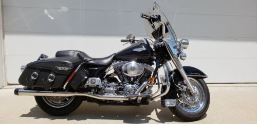 2005 Harley-Davidson ROAD KING CLASSIC Black for sale craigslist