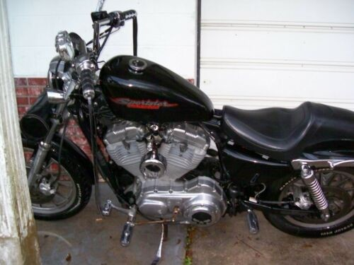 2005 Harley-Davidson Sportster Black for sale