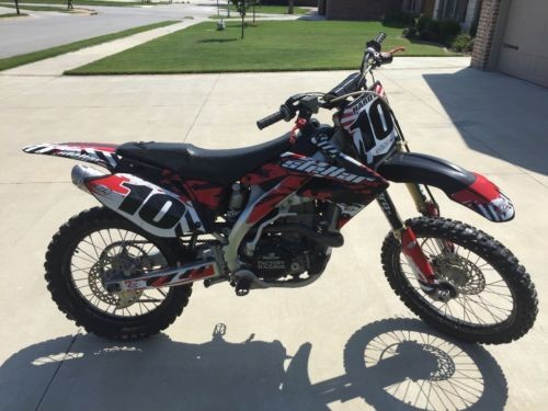 2005 Honda CRF Black for sale craigslist