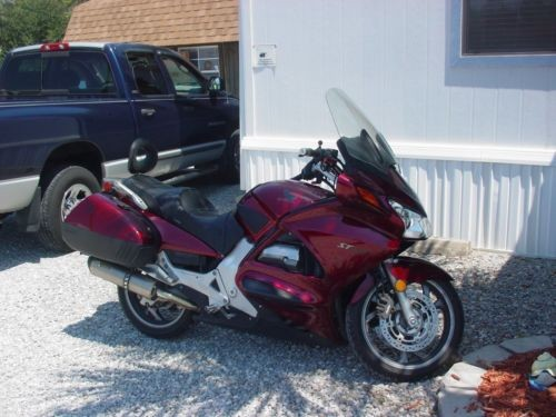 2005 Honda Other red photo