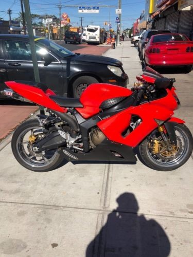 2005 Kawasaki Ninja Orange for sale craigslist