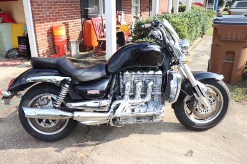 2005 Triumph Rocket III Black for sale craigslist