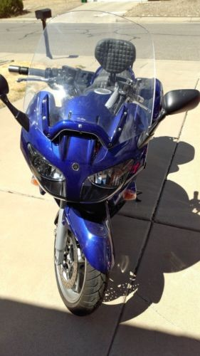 2005 Yamaha FJR Blue for sale