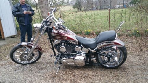 2006 Custom Built Motorcycles Chopper for sale craigslist