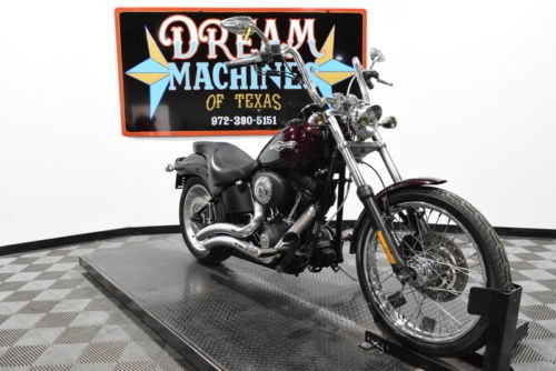2006 Harley-Davidson FXSTBI - Night Train Managers Special -- Black for sale craigslist