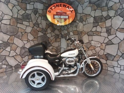 2006 Harley-Davidson Sportster White/Black/Orange for sale
