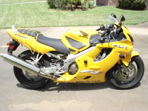 2006 Honda CBR 600 F4i Yellow for sale craigslist