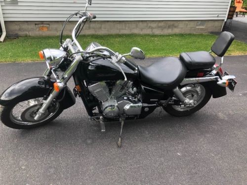2006 Honda Shadow Black craigslist