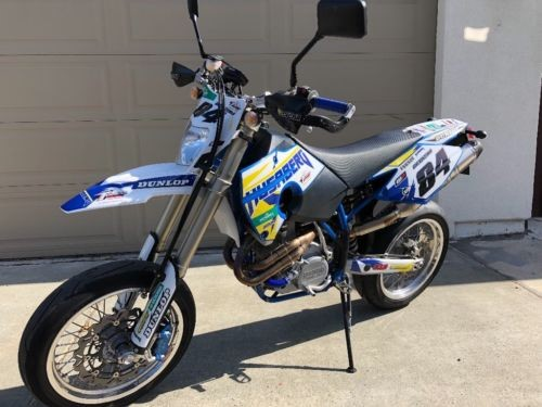 2006 Husaberg FS650E Blue for sale