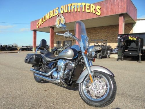 2006 Kawasaki VULCAN 900LT BLUE/SILVER for sale craigslist
