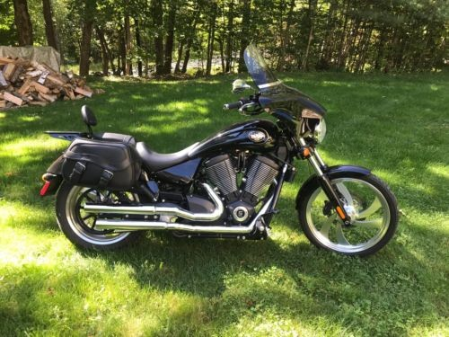 2006 Victory Vegas 8 Ball Black craigslist